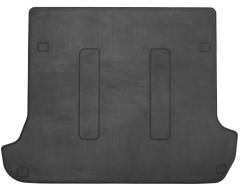 Коврик в багажник для Toyota Land Cruiser 120 '07-09  резиновый (Stingray)
