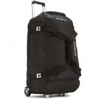 Дорожная сумка на колесах Thule Crossover 87 л., черная