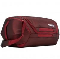 Дорожная сумка Thule Subterra Weekender Duffel 60 л., бордовая