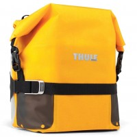 Велосипедная сумка Thule Pack 'n Pedal Small Adventure Touring Pannier, желтая