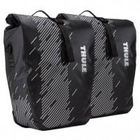 Велосипедная сумка Thule Shield Pannier Large, черная