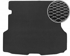 Коврик в багажник для BMW 4 F36 '14-, Gran Coupe, EVA-полимерный, черный (Kinetic)