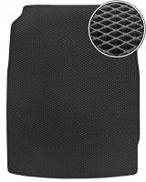 Коврик в багажник для BMW 5 F10 '10-16 седан, EVA-полимерный, черный (Kinetic)