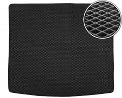 Коврик в багажник для BMW X1 F48 '15-, EVA-полимерный, черный (Kinetic)