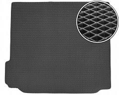 Коврик в багажник для BMW X5 F15 '14-, EVA-полимерный, черный (Kinetic)