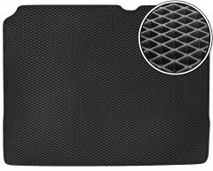 Коврик в багажник для Citroen C4 '11-, EVA-полимерный, черный (Kinetic)