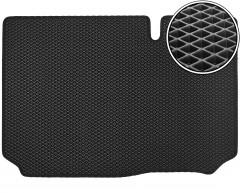 Kinetic Коврик в багажник для Ford Fiesta '18-, EVA-полимерный, черный (Kinetic)
