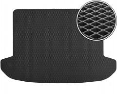 Коврик в багажник для Kia Sportage '16-, EVA-полимерный, черный (Kinetic)