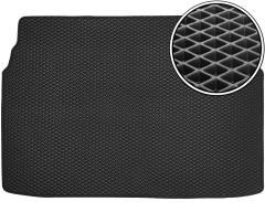 Коврик в багажник для Opel Crossland X с 2017, EVA-полимерный, черный (Kinetic)