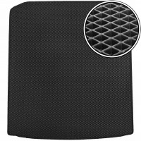 Коврик в багажник для Skoda Superb '15- лифтбек, EVA-полимерный, черный (Kinetic)