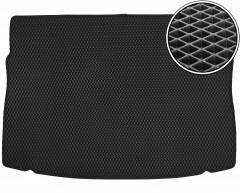 Коврик в багажник для Volkswagen Golf VII '12- хэтчбек, верхний, EVA-полимерный, черный (Kinetic)