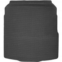 Коврик в багажник для Volkswagen Passat B8 '15- седан, EVA-полимерный, черный (Kinetic)