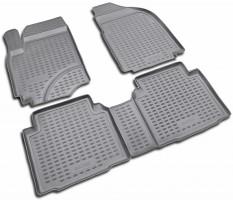 Коврики в салон для Hyundai Matrix '01-10 полиуретановые (Novline / Element)