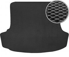 Коврик в багажник для Skoda Octavia A5 '05-13 лифтбэк, EVA-полимерный, черный (Kinetic)