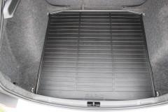 Коврик в багажник для Skoda Rapid '13-, резиновый, черный (VAG-Group) 5JA061190
