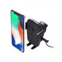 Держатель автомобильный с беспроводной зарядкой для смартфона iOttie One Touch 4 Wireless Qi Charging Vent Mount