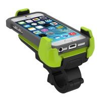 Держатель для смартфона на руль велосипеда iOttie Active Edge Bike & Bar Mount зеленый