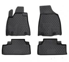 Коврики в салон для Lexus RX '12-15 полиуретановые (Novline / Element)