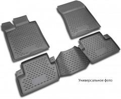 Коврики в салон для Mazda 5 '10- полиуретановые (Novline / Element)