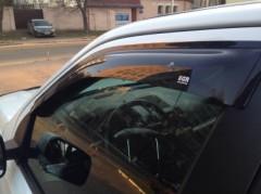 Дефлекторы окон для Toyota Camry V70 2018- (EGR)