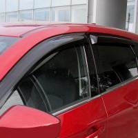 Дефлекторы окон для Mazda CX-5 2017- (EGR)