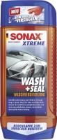Автошампунь-концентрат защитный 500 мл. Sonax Wash&Seal