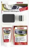 Набор для полировки пластиковых фар Sonax Headlight Restoration Kit