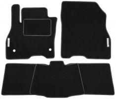 Коврики в салон для Nissan Leaf '10-17 текстильные, черные (Стандарт)