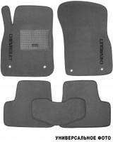 Коврики в салон для Honda CR-V '17- текстильные, серые (Стандарт)