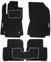 Коврики в салон для Citroen C3 2017- текстильные, серые (Стандарт)
