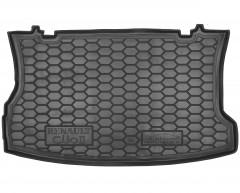 Коврик в багажник для Renault Clio II '01-12 Хетчбэк, резиновый (AVTO-Gumm)