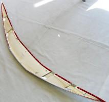 Фото 3 - Накладка на капот для Toyota Camry V70 '18-, хром (ASP)