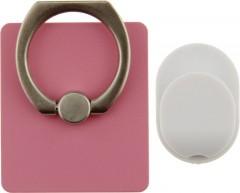 Держатель телефона Ring Holder Universal Smartphone Pink