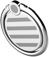 Держатель телефона Rock Ring Holder Metal Silver