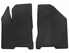 Коврики в салон передние дляLada (ВАЗ) Vesta '15- резиновые (Stingray)