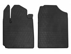 Коврики в салон передние дляKia Picanto '17- резиновые (Stingray)