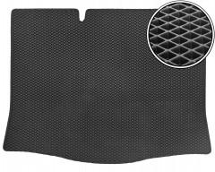 Kinetic Коврик в багажник для Alfa Romeo Giulietta '10-, EVA-полимерный, черный (Kinetic)
