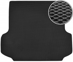 Коврик в багажник для Mitsubishi Pajero Sport II '08-16, EVA-полимерный, черный (Kinetic)