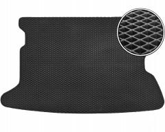 Коврик в багажник для Toyota Auris '06-12, EVA-полимерный, черный (Kinetic)