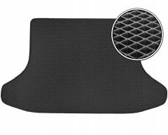 Коврик в багажник для Toyota RAV4 '01-06 (5 дверей), EVA-полимерный, черный (Kinetic)