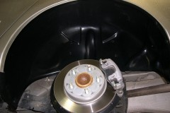 Фото 1 - Подкрылок задний левый для Mazda 3 '04-09, кроме хетчбек Sport (Novline)