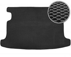 Коврик в багажник для Toyota Corolla '02-07 хетчбэк, EVA-полимерный, черный (Kinetic)
