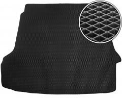 Коврик в багажник для Hyundai Sonata '05-10, EVA-полимерный, черный (Kinetic)