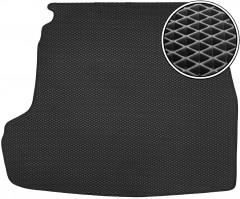 Коврик в багажник для Hyundai Sonata '10-15, EVA-полимерный, черный (Kinetic)