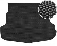 Коврик в багажник для Mazda 6 '08-12 седан, EVA-полимерный, черный (Kinetic)