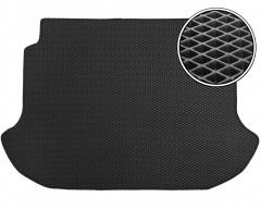 Коврик в багажник для Nissan Murano '03-08, EVA-полимерный, черный (Kinetic)