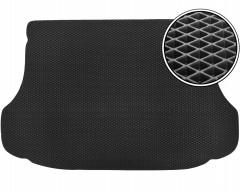 Коврик в багажник для Kia Sorento '03-09 BL, EVA-полимерный, черный (Kinetic)