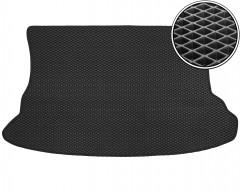 Коврик в багажник для Kia Sportage '04-10, EVA-полимерный, черный (Kinetic)