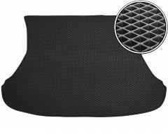 Коврик в багажник для Lada (Ваз) Калина (Ваз) 1118 '04-13, EVA-полимерный, черный (Kinetic)