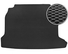 Коврик в багажник для Opel Astra G '98-10, седан, EVA-полимерный, черный (Kinetic)